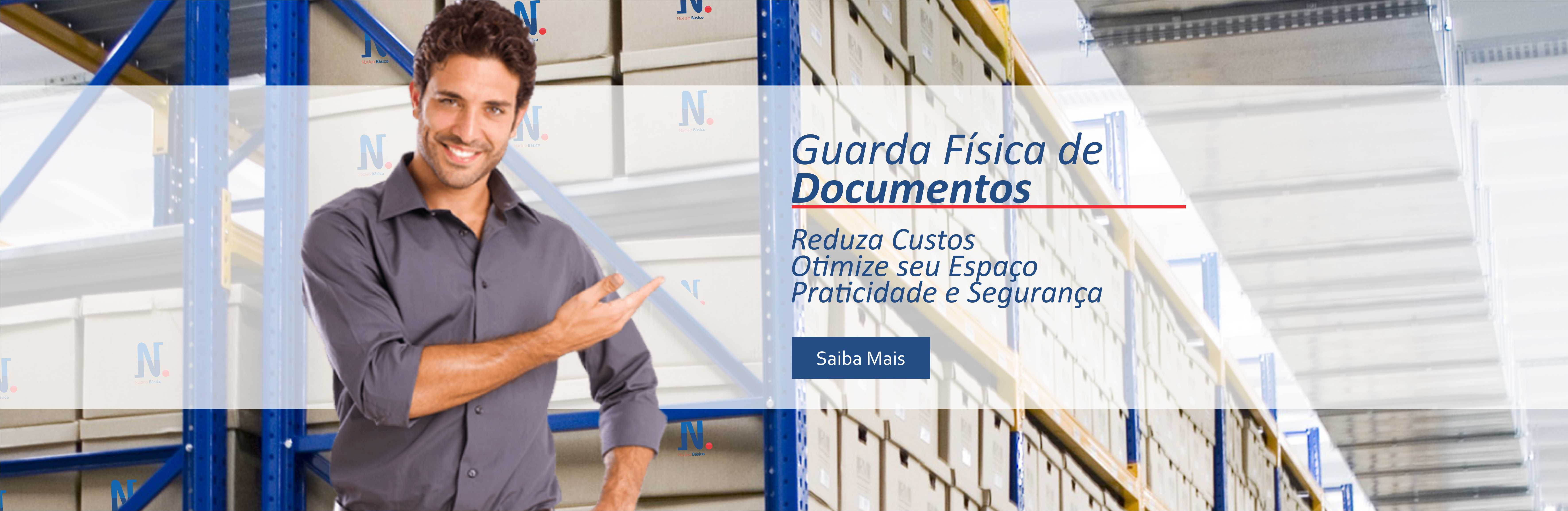 Guarda Física de Documentos
